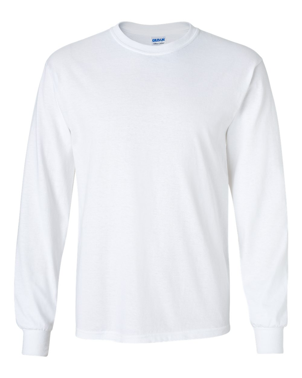 UltraPress | Custom Gildan Ultra Cotton Long Sleeve T-Shirt ...
