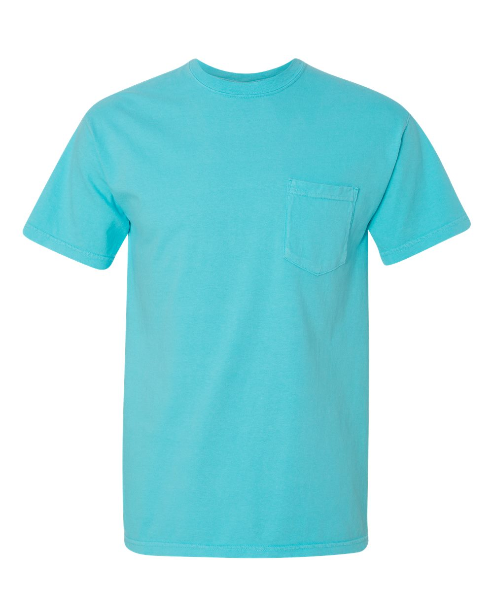 968ad844 ... Comfort Colors 6030 Pigment Dyed Short Sleeve with a Pocket-*7-9 days
